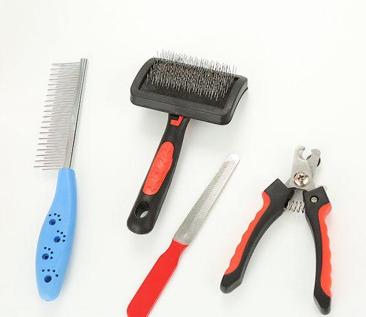 pet grooming accessories
